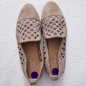 Franco Sarto - Diamond slip on shoes